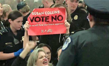 Protesta a Washington: no a Kavanaugh alla Corte Suprema