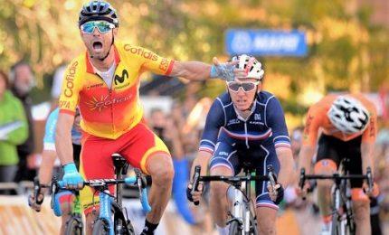 Mondiali, Alejandro Valverde campione del mondo su strada