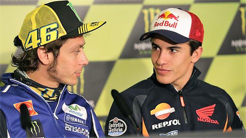 Marquez in pole a Aragon, Dovizioso solo decimo