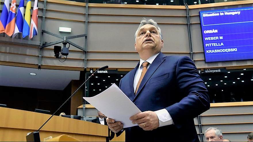 Orban avverte: il mio partito potrebbe lasciare il Ppe, domenica sono in Polonia