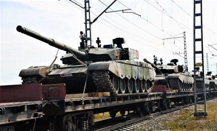 Le più grandi manovre dai tempi della Guerra fredda, Putin sfida l'Occidente