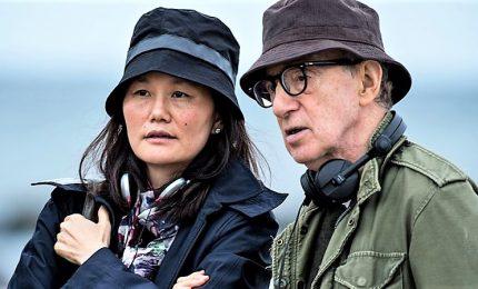 """Moglie di Woody Allen: """"Lui innocente, Mia Farrow cattiva madre"""""""