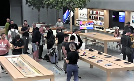 iPhone XS in Italia, prima volta al nuovo Apple Store di Milano