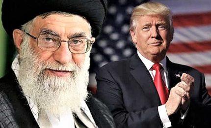 Trump, se Teheran ci colpirà risponderemo in modo sproporzionato