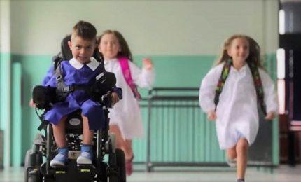 #andarelontano, campagna per bambini con malattie genetiche rare