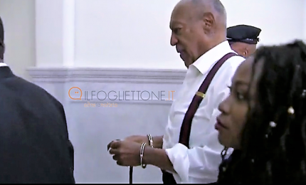 Bill Cosby trascorrerà almeno 3 anni in carcere per stupro