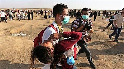 Ragazzino palestinese ucciso a Gaza dai militari israeliani