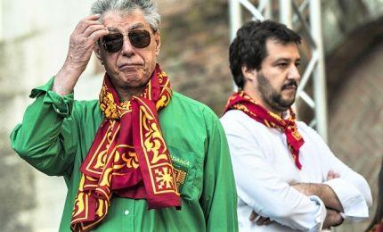 La scure giudiziaria minaccia la Lega, Salvini prepara trincea