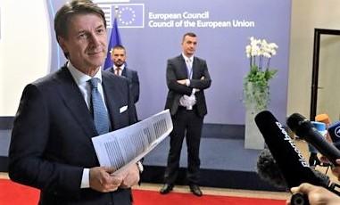 Conte vs Frontex più forte, ma a Salisburgo nessun passo avanti