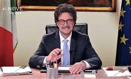 Torna Fratelli di Crozza con l'entusiasmo del ministro Toninelli