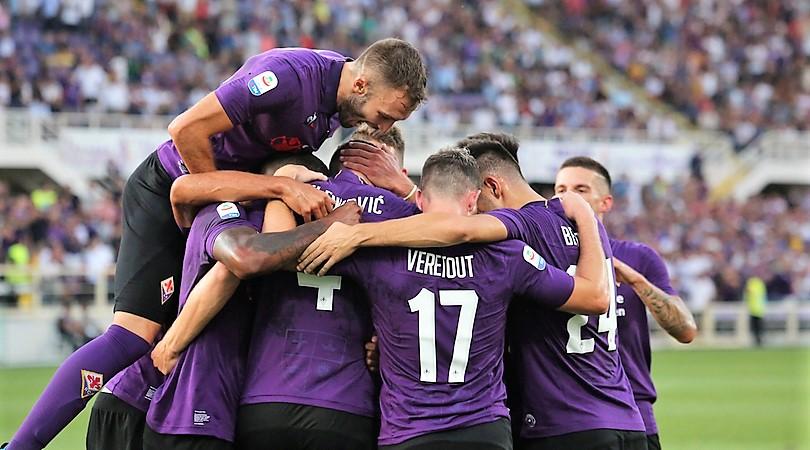 La Fiorentina travolge la Spal ed e' seconda