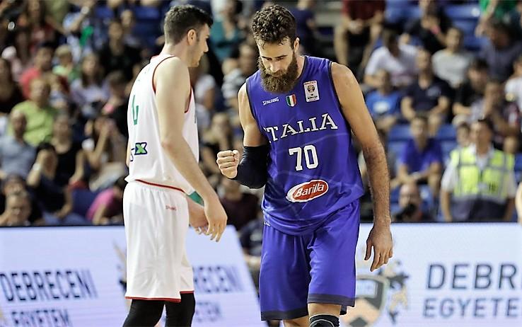 Ungheria-Italia 63-69, azzurri a un passo dal mondiale