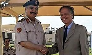 Moavero a Bengasi, prove di disgelo tra l'Italia e Haftar