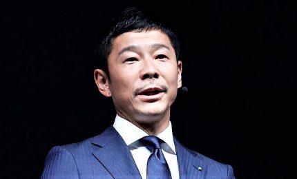 Il miliardario giapponese Maezawa acquista il primo 'biglietto' per Luna
