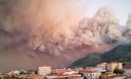 Incendio nel Pisano, la procura segue pista dolosa