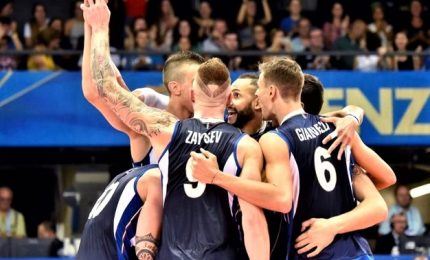 Europei: Italia-Bulgaria 3-1,ora c'e' Francia