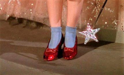 Ritrovate le scarpette di 'Dorothy', 13 anni dopo il furto