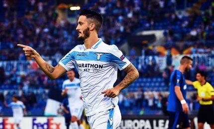 Lazio parte bene, ma vittoria da brividi