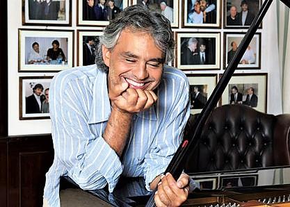 """Andrea Bocelli racconta: """"Ho avuto il coronavirus in forma lieve"""""""