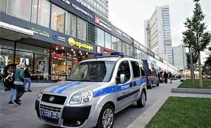 Auto contro pedoni a Mosca, almeno 10 feriti. Non è terrorismo