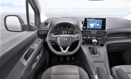 Opel presenta quinta generazione di Combo multifunzione