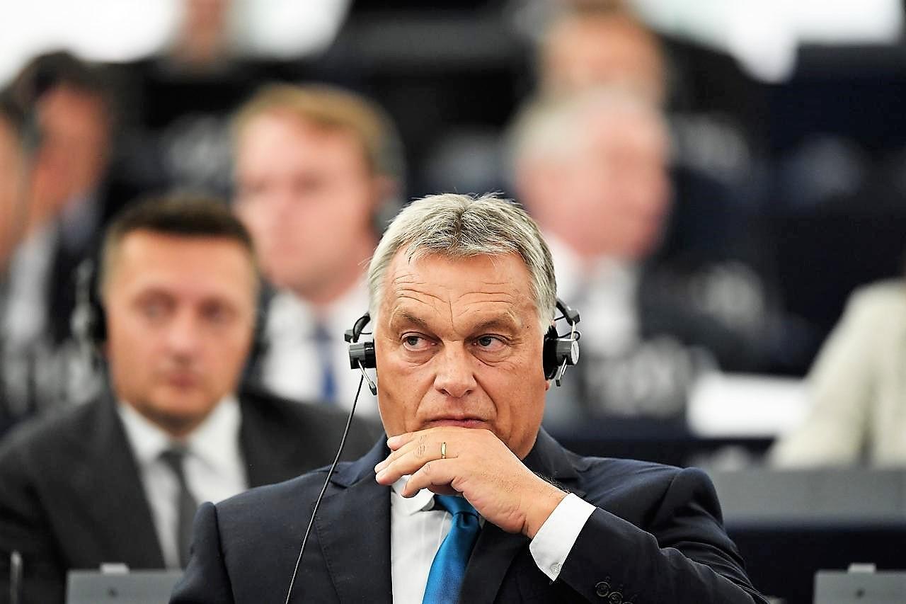 L'ungherese Orban scrive una lettera di scuse al Ppe