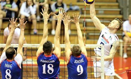 Serbia-Italia 3-0, si complica la qualificazione alle semifinali