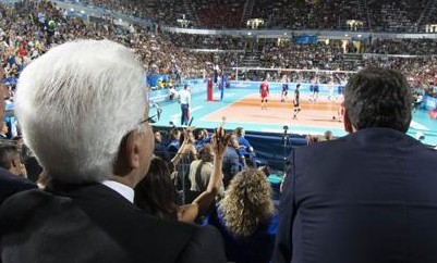 Mondiali, l'Italia comincia battendo il Giappone 3-0