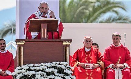 """Il monito di Papa Francesco ai mafiosi: """"Convertitevi"""""""