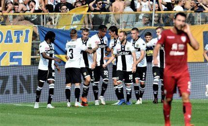 Parma-Cagliari 2-0 e secondo successo di fila per i ducali