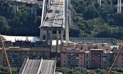 Crollo Genova, 9 arresti e misure interdittive