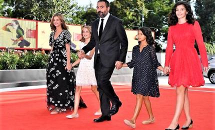 Red carpet per l'Amica geniale, con Lila e Lenù