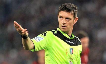 Rocchi per Atalanta-Juventus, Roma-Brescia a Di Bello
