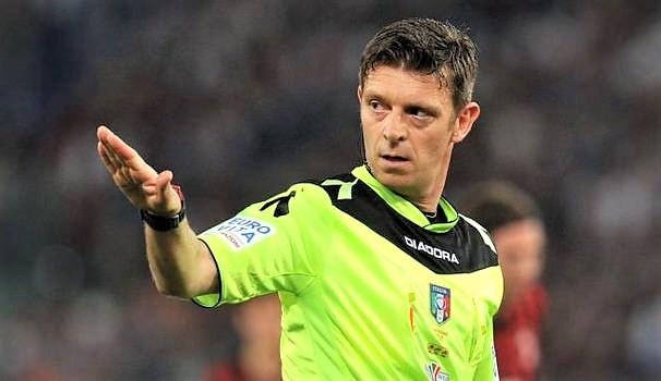 Rocchi per Juve-Atalanta, Doveri per Napoli-Inter