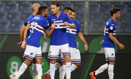 Sampdoria Napoli 3-0, Juve è già in fuga.