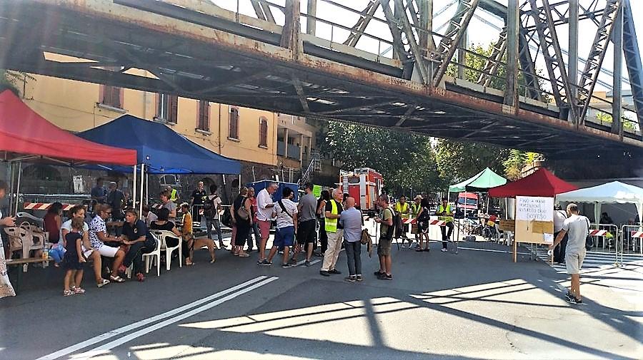 Crollo Ponte Morandi, l'attesa degli sfollati a un mese dalla tragedia