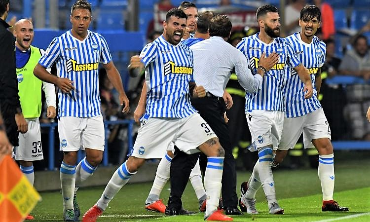 Spal-Atalanta 2-0, doppietta di Petagna