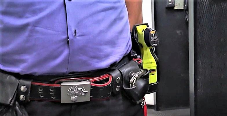Viminale, da giugno pistola elettrica a forze dell'ordine