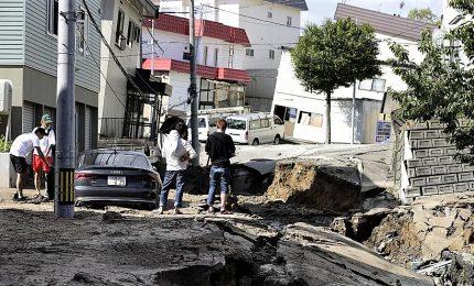 Sisma di magnitudo 6.7 a Hokkaido, almeno 8 morti