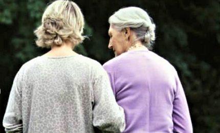 Alzheimer, un nuovo caso ogni 3 secondi