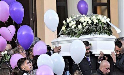 A Cisterna di Latina i funerali di Desirée Mariottini