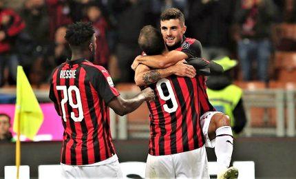 Milan rimonta Samp, si allunga orizzonte Gattuso