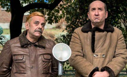 """Antonio Albanese in tv con la serie """"I Topi"""", ironia sulla mafia"""