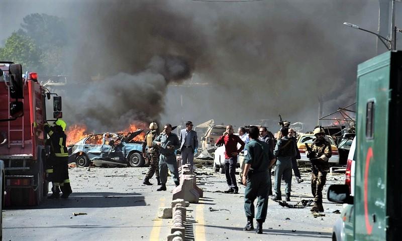 Sette bambini uccisi nell'esplosione di una mina a Ghazni