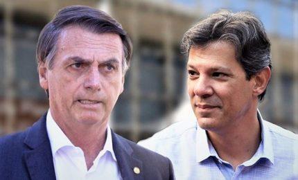 Bolsonaro in testa ai sondaggi. L'uomo di estrema destra pronto a guidare il Paese