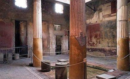 Pompei, riapre Casa dei Ceii insieme a Praedia Giulia Felice
