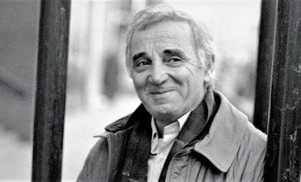 E' morto a 94 anni Charles Aznavour, monumento della canzone francese