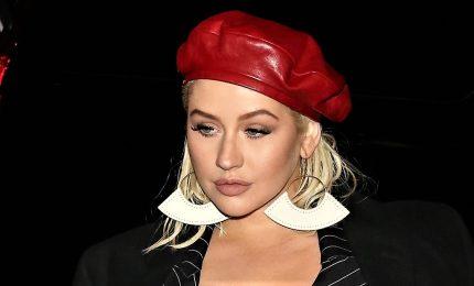 Christina Aguilera senza voce, e annulla la tappa del tour in Canada