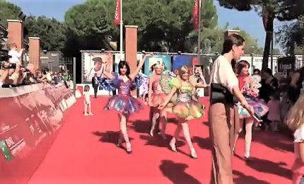 Festa di Roma, ad Alice sfilano le fatine Winx sul red carpet