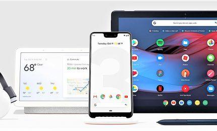 Google presenta a New York il suo nuovo smartphone Pixel 3
